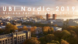 UBI Nordic 2019 Basic income Conference