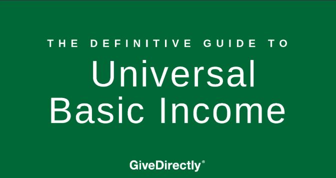 Kenya-Universal Basic Income